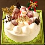 クリスマス生ケーキ